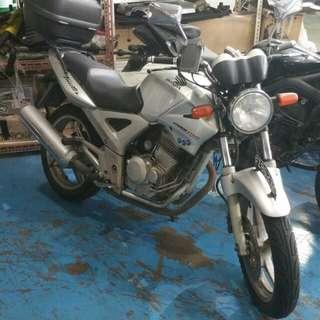 Honda cbr250 for rent