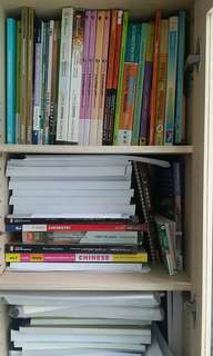 Secondary School Textbooks and Workbooks