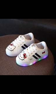 Hello Kitty LED shoe
