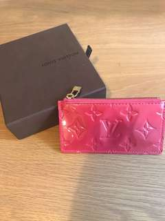 Clearance: Brand New Louis Vuitton LV Embossed Monogram Coins Bag