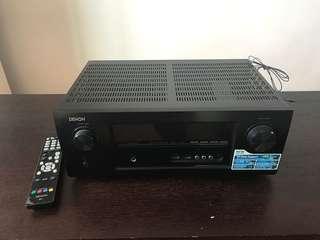 Denon AVR 2113 擴音機