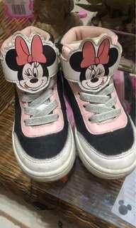 H&M minnie mouse shoes