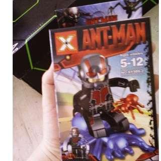 ANT-MAN MARVEL LEGO (class A)