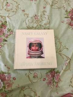 Nasty Galaxy Book Sophia Amoruso Girlboss