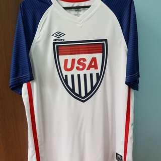 UMBRO Vintage USA Men Soccer Jersey