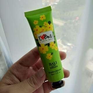 Hand Cream Bali