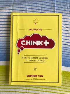 Always Chink + by Chinkee Tan