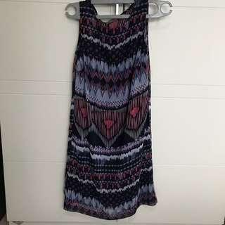 Dress aztec boho