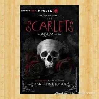 FREE! The Scarlets Asylum by Madeleine Roux