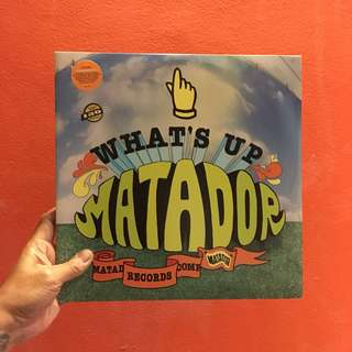 Various- What's Up Matador?!