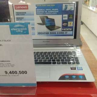 Laptop Lenovo Ideapad 500S core i7