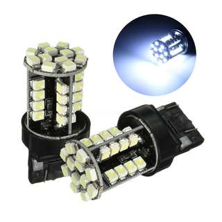 7440 7443 580 T20 44SMD White or Yellow LED Light Bulb with Canbus