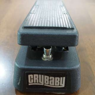 Vintage Jim Dunlop GCB-95 Original Crybaby Wah Guitar EFX pedal - Made in USA