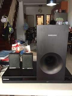 Samsung Home Entertainment System