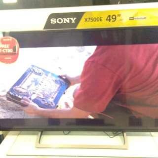 led Tv sony 49inch bisa kredit cepat