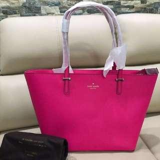 Kate Spade Cedar Street Small Harmony  Color: Pink
