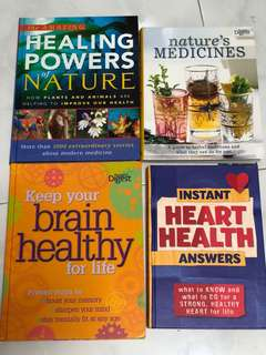 Books on health