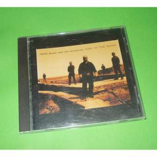 CD FRANK BLACK & THE CATHOLICS : DOG IN THE SAND ALBUM (2001) ALTERNATIVE INDIE PIXIES