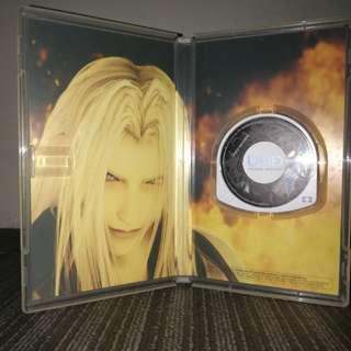Final Fantasy VII - Advent Children UMD Movie for PSP