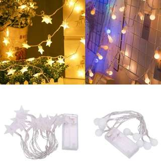 20 LED 2.2m String Wire Tumblr Fairy Lights Light Fairylight