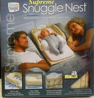 Supreme snuggle nest