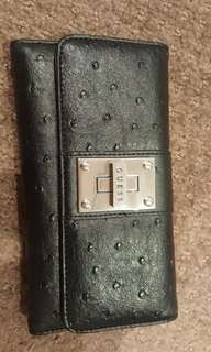 Womens small Guess wallet Black