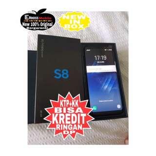 Kredit Low Dp Samsung S8 resmi-Promo Ditoko ktp+kk bisa wa;081905288895