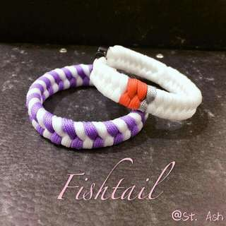Paracord Bracelet - Fishtail