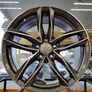 18 Inch 5x112 Audi RS6 Rim