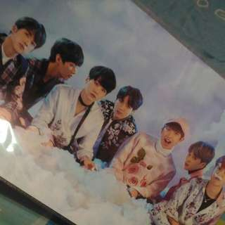 BTS UNOFFICIAL POSTER