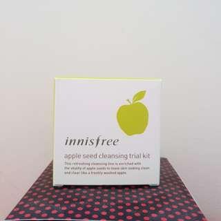 Innisfree: Apple Seed Cleansing Trial Kit