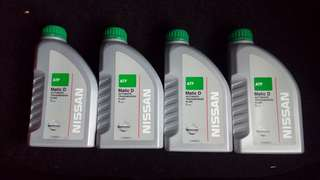 Nissan Engine Oil