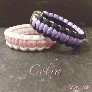 Paracord Bracelet - Cobra