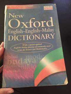 Dictionary ocford