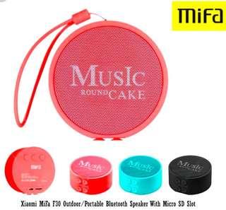MiFa Music Round Cake