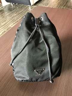 Authentic Prada Bucket Bag
