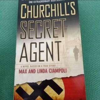 Churchill's Secret Agent