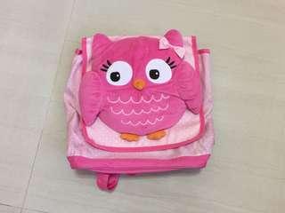 PL Gymboree Toddler Owl Bag