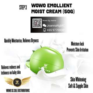 Wowo Baby Emollient Moist Cream/ Baby Lotion