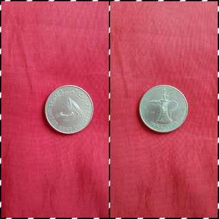 UAE 1 dirham 1998 Coin