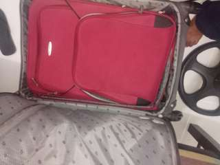 American tourister big size almost bnew only used once