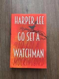 Novel Go Set a Watchman by Harper Lee (Hardcover)