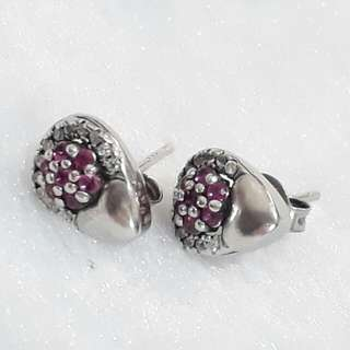 🌟New Arrival Silver Earrings with Rhinestones🌟