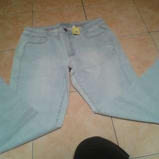 Jeans stretch size jumbo 42