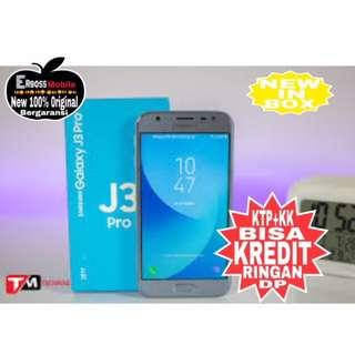 Kredit Low Dp Samsung J3 Pro Resmi-Promo Ditoko ktp+kk bisa wa;081905288895