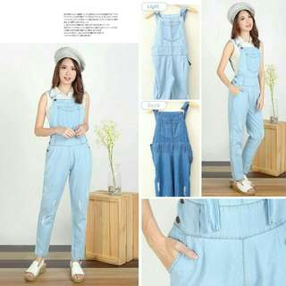 Clove Overall Jeans