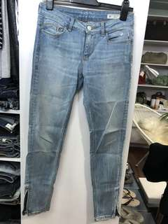 Zara Midrise Skinny Jeans W29 - Preloved, Excellent Condition