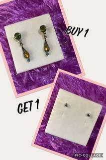 Buy 1 Get 1 Earrings
