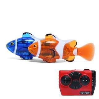Remote Control Infrared Clown Fish