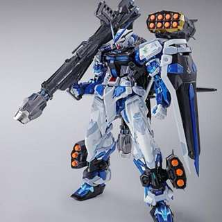 [PO] Steel Tamashii Metal Build Blue Astray Gundam Blue Frame Full Weapon (ETA: May-June) 【Video Review updated】